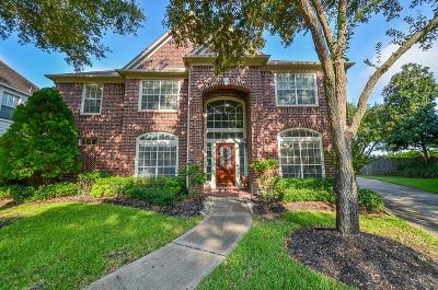 Cinco Ranch Single Family Home For Sale: 21910 Fieldvine Court