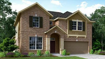 Rosenberg Single Family Home For Sale: 8911 Japonica Drive