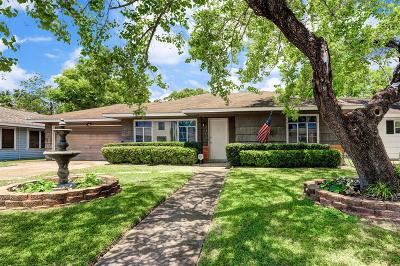 Bellaire Single Family Home For Sale: 5102 Mimosa Drive