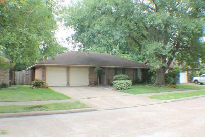 Deer Park Single Family Home For Sale: 1117 Carolyn Street