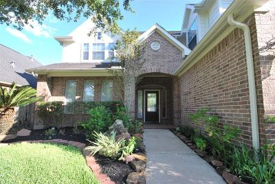 Katy Single Family Home For Sale: 21627 Grand Hollow Lane