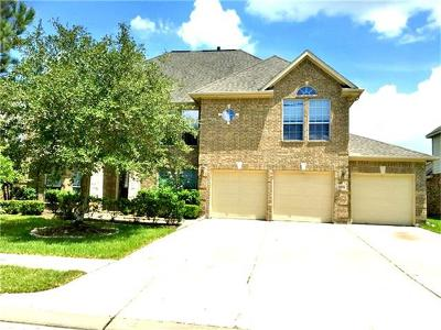Richmond Single Family Home For Sale: 10926 Wynfield Springs Drive