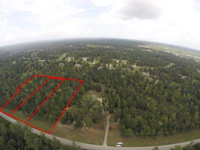 Montgomery Residential Lots & Land For Sale: 4418 Honea Egypt Road