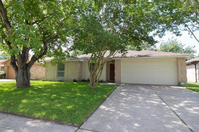 Houston TX Single Family Home For Sale: $170,500