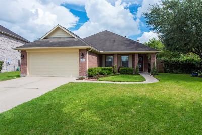 League City Single Family Home For Sale: 2524 Barton Springs Street