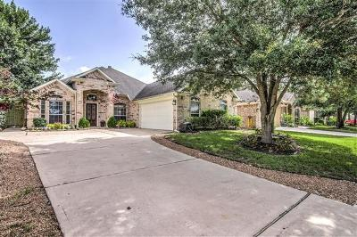Spring Single Family Home For Sale: 3123 Rustic Gardens Drive