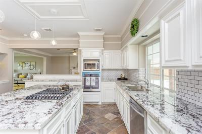 Pearland Single Family Home For Sale: 2124 Country Club Drive