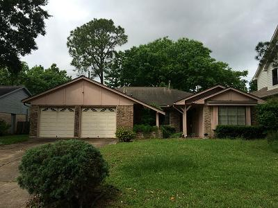 Harris County Single Family Home For Sale: 763 Carlingford Lane