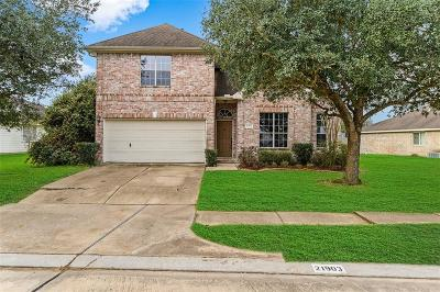 Single Family Home For Sale: 21903 Crestworth Lane