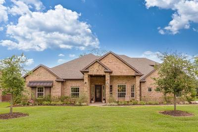 Fulshear Single Family Home For Sale: 4522 Wentworth Drive