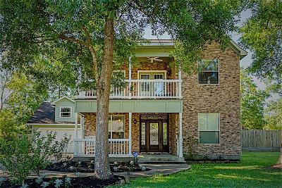 Conroe Single Family Home For Sale: 535 Springwood Drive