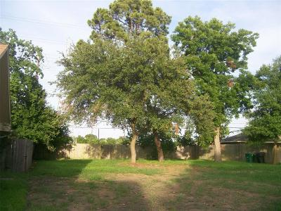 Houston Residential Lots & Land For Sale: 9403 Greenwillow Street