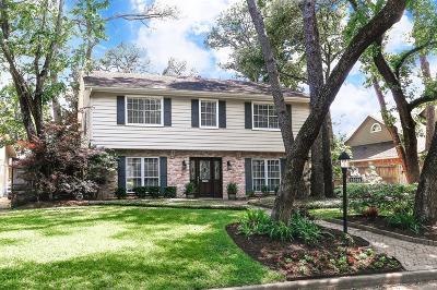 Houston Single Family Home For Sale: 13635 Barryknoll Lane