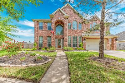 Rosharon Single Family Home For Sale: 5505 Imperial Wood Court