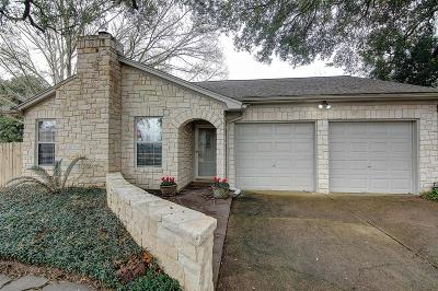 Tomball Single Family Home For Sale: 31114 Stella Lane