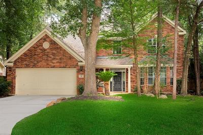 The Woodlands Single Family Home For Sale: 10 Willow Run Place