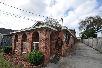 Single Family Home For Sale: 4709 Sharman Street