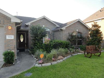 Pearland Single Family Home For Sale: 3904 Winding Forest