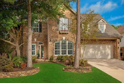 The Woodlands Single Family Home For Sale: 71 W Shale Creek Circle