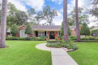 Houston Single Family Home Option Pending: 10211 Holly Springs Drive