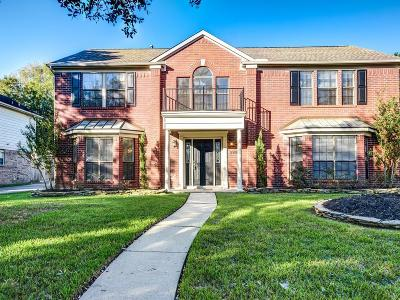 League City Single Family Home For Sale: 135 Bayou Bend