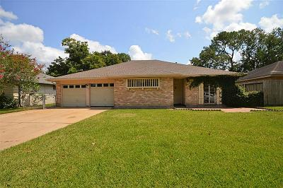 Friendswood Single Family Home For Sale: 209 Stonehenge Lane