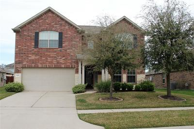 Tomball Single Family Home For Sale: 8710 Sweet Pasture Drive