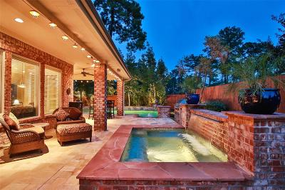 Cypress Single Family Home Option Pending: 15515 Guadalupe Springs Lane
