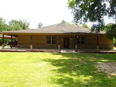 Dayton Single Family Home For Sale: 12588 Fm 1008