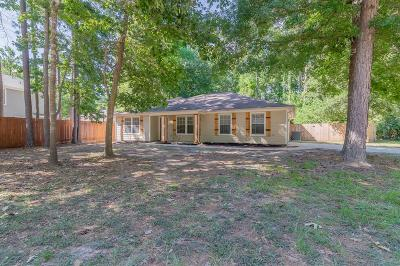 Porter Single Family Home For Sale: 18346 Hollow Oaks Circle