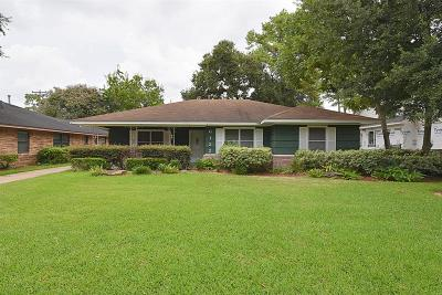Houston Single Family Home For Sale: 6122 Queenswood Lane