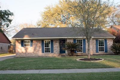 Katy Single Family Home For Sale: 719 Pickford Drive