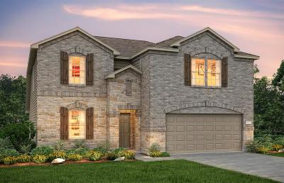 Conroe Single Family Home For Sale: 4366 Roaring Timber Drive