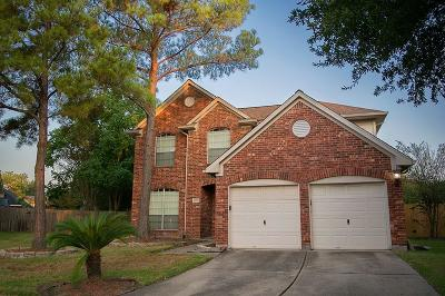 Katy Single Family Home For Sale: 3815 Sabrina Oaks Lane