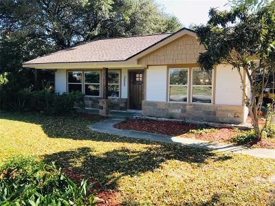 Single Family Home For Sale: 5002 Old Spanish Trail