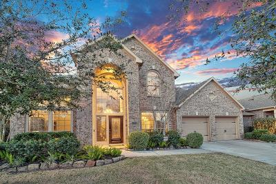 Katy Single Family Home For Sale: 4334 Hazepoint Drive