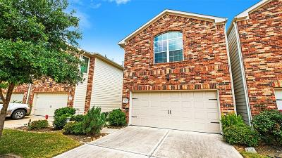Houston Single Family Home For Sale: 5202 Dartmoor Ridge Trail