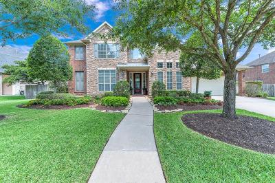 Cinco Ranch Single Family Home For Sale: 4722 Kings Landing Lane