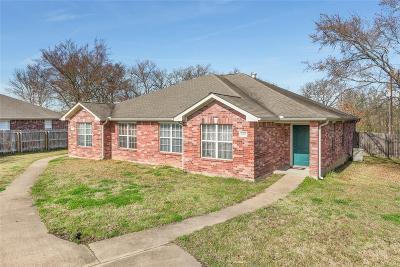 Bryan Multi Family Home For Sale: 1601 Enloe Court