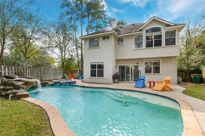 The Woodlands Single Family Home For Sale: 6 Vinca Trail