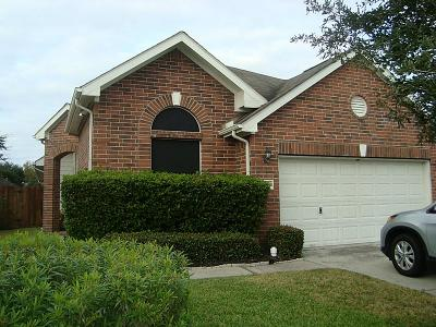 League City Single Family Home For Sale: 2889 Misty Bay Drive