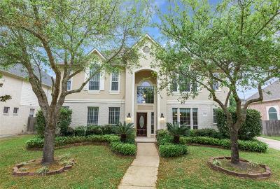 Missouri City Single Family Home For Sale: 4222 Roundtree Lane