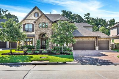 Montgomery Single Family Home For Sale: 127 Grove Clover Lane