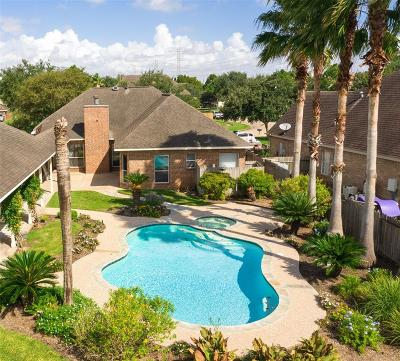 Seabrook Single Family Home For Sale: 2229 Scenic Shore Drive