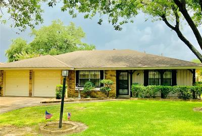 Texas City Single Family Home For Sale: 2206 23rd Avenue N