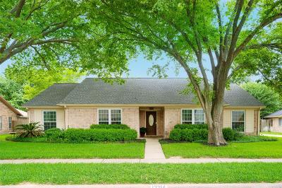 Katy Single Family Home For Sale: 19914 Winding Branch Drive