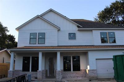 Oak Forest Single Family Home For Sale: 1216 Martin Street
