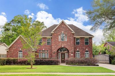 Houston TX Single Family Home For Sale: $749,000