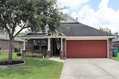 Alvin Single Family Home For Sale: 5239 Morgan Oak Drive