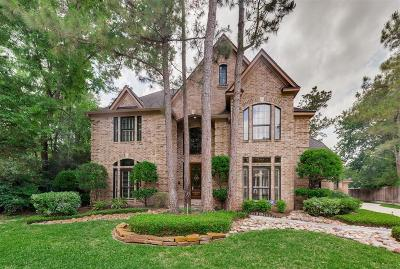 The Woodlands Single Family Home For Sale: 40 Dovewood Place